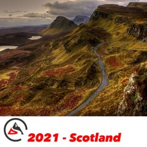 2021 Adventure Drives Scotland